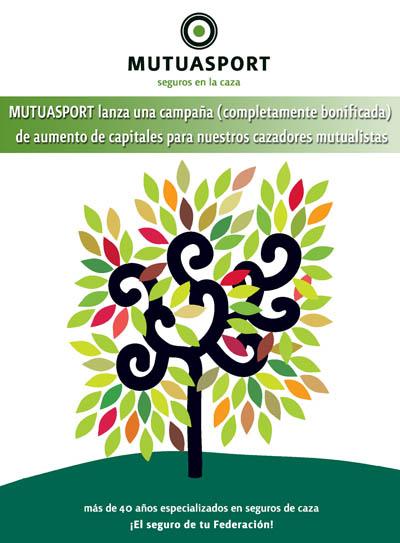 Ambiciosa campaña de MUTUASPORT para atraer a nuevos mutualistas y aumentar las coberturas RC