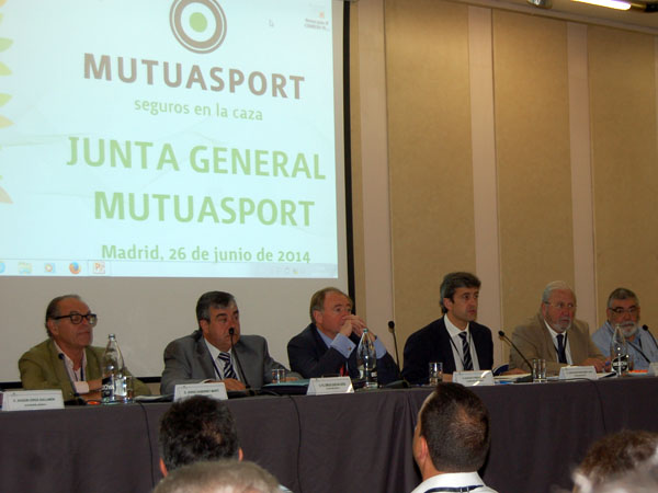 Aprobados por unanimidad todos los puntos de la Asamblea de Mutuasport