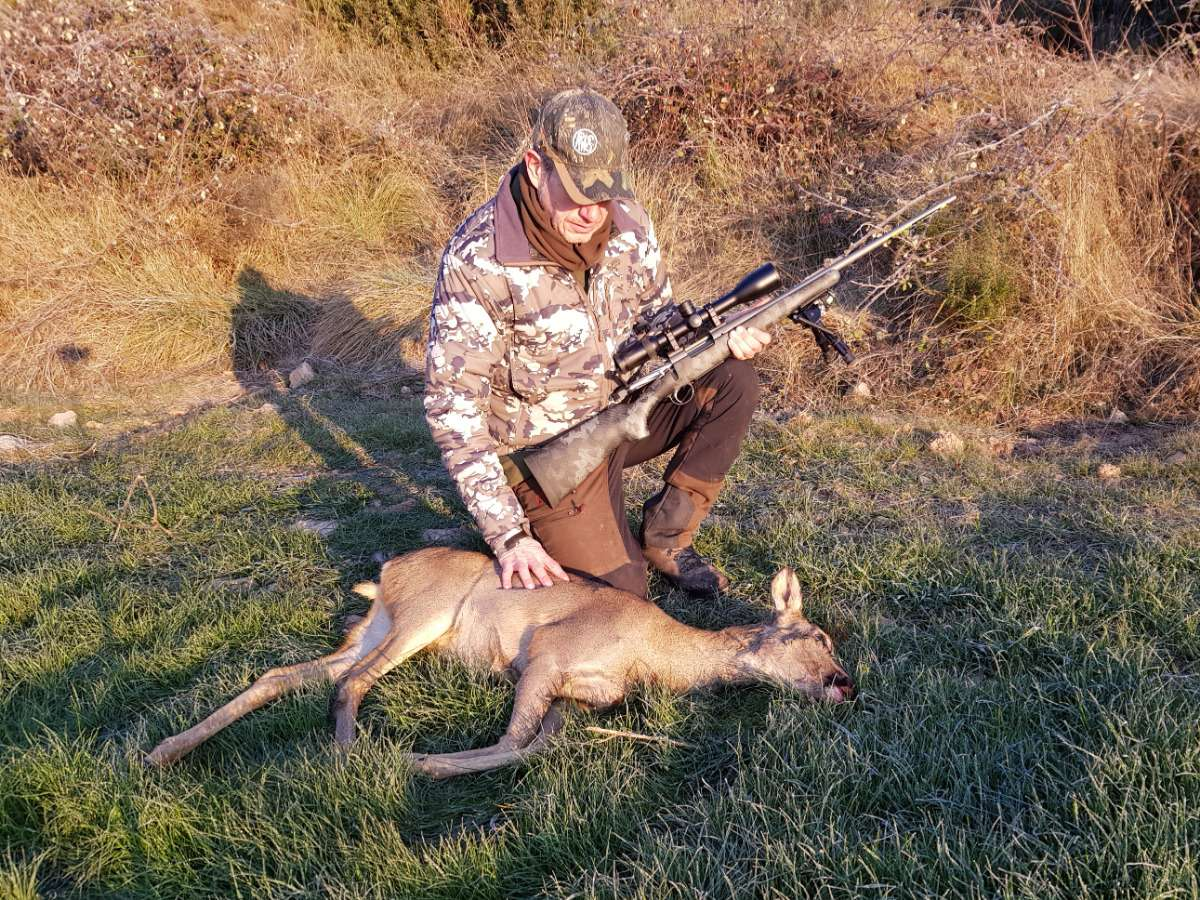 El cazador, el primer ecologista