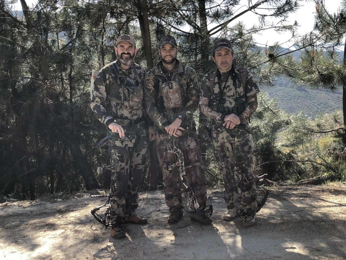 El compañerismo y la amistad en la caza