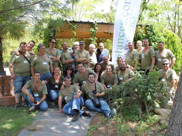 Éxito de la V Kedada de Tuslances.com, patrocinada por Mutuasport