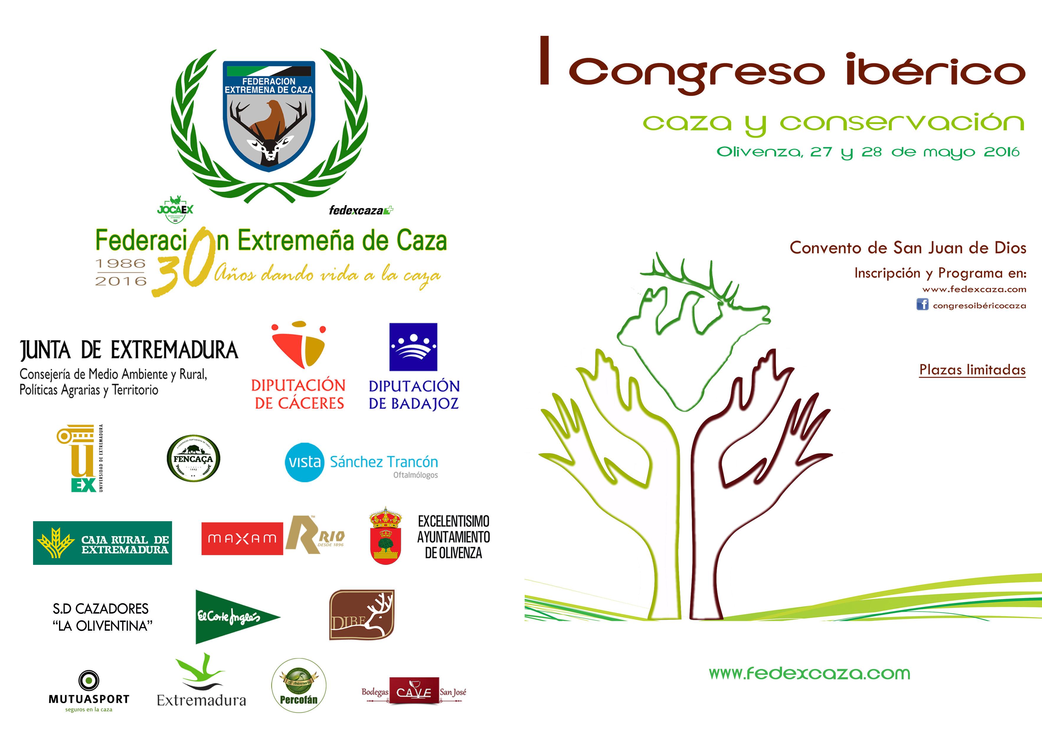 I Congreso Ibérico de Caza y Conservación