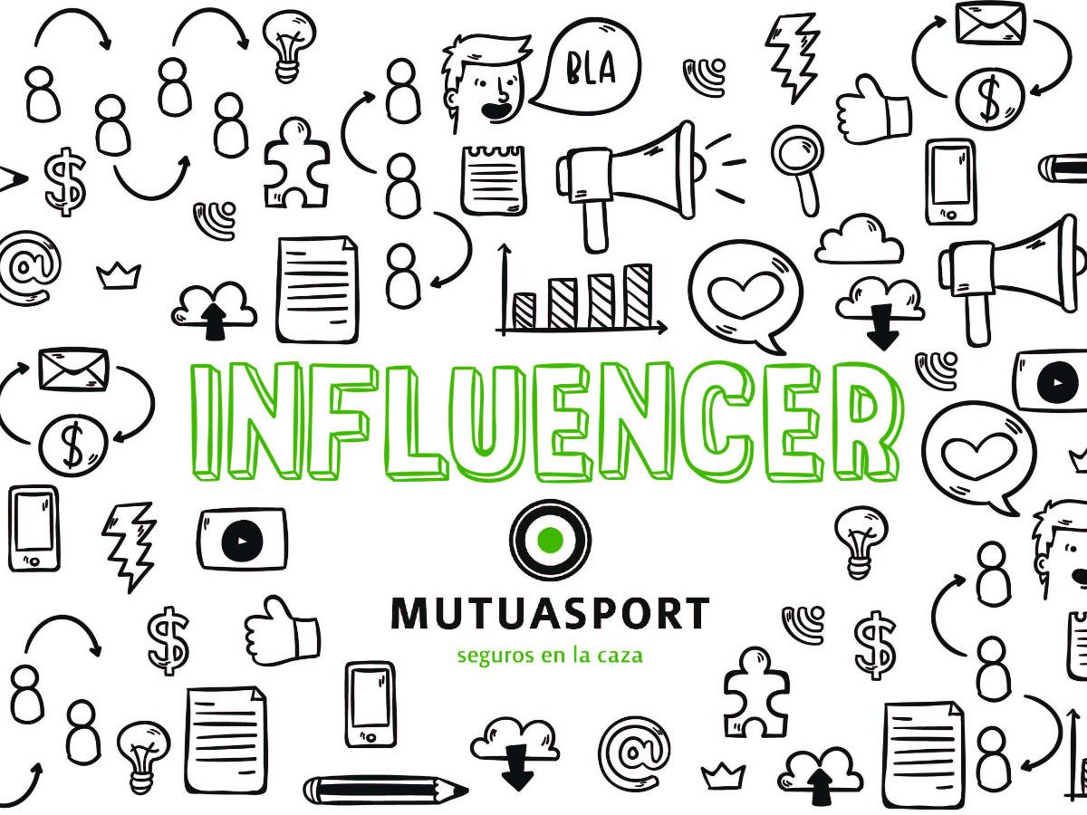 Influencers Mutuasport