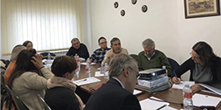 Jornada formativa en Castilla La Mancha