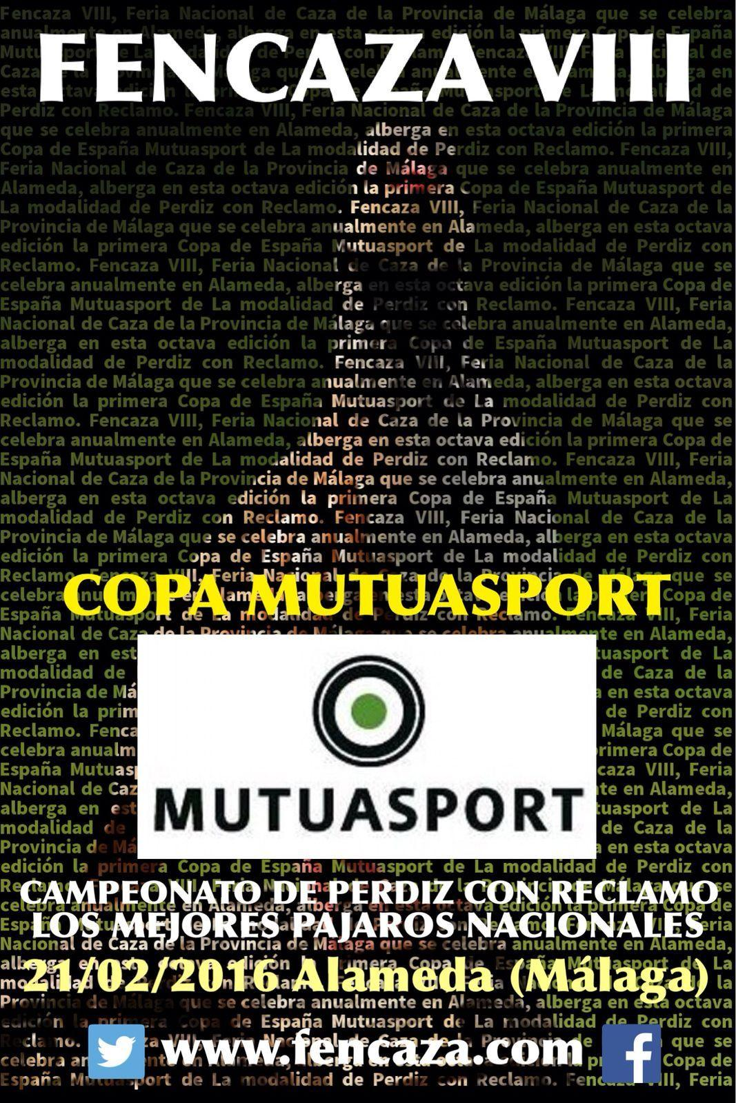 La FAC y Mutuasport  organizan el Campeonato de Perdiz con reclamo