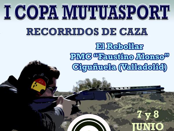 La I Copa Mutuasport de RRCC se celebra los días 7 y 8 de junio en Valladolid