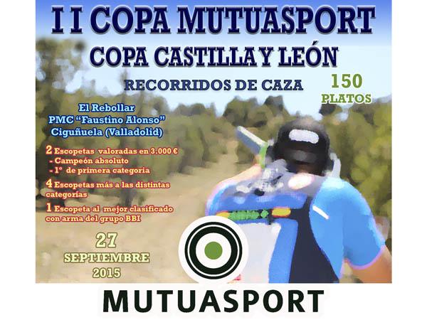 La II Copa Mutuasport de RRCC se disputa el próximo 27 de septiembre