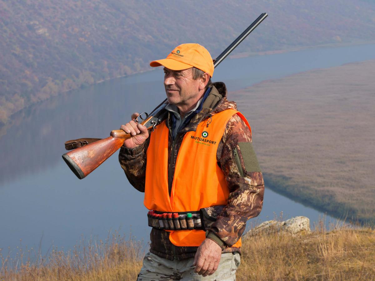 La tranquilidad de cazar seguro
