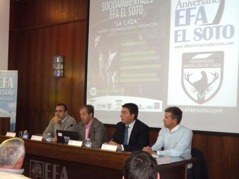 Más de 180 alumnos asisten a las Jornadas Socioambientales de EFA El Soto