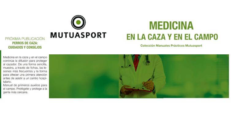 Medicina en la caza y en el campo