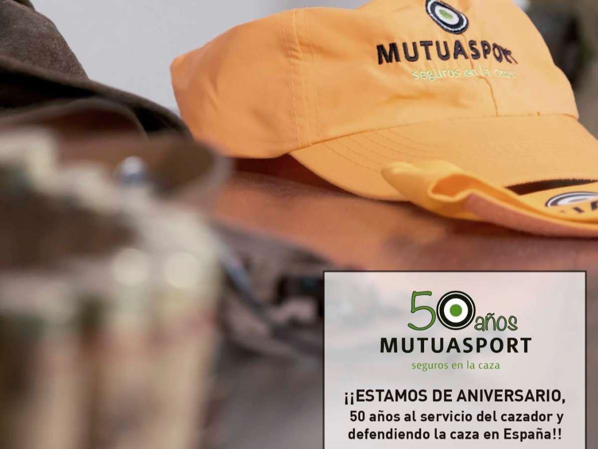 Mutuasport celebra sus 50 años y lanza este vídeo de caza conmemorativo