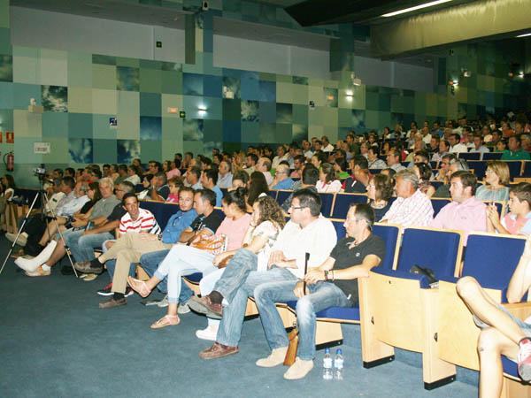 MUTUASPORT colabora en la V edición del Encuentro de Sociedades dentro de los actos de FECIEX 2015