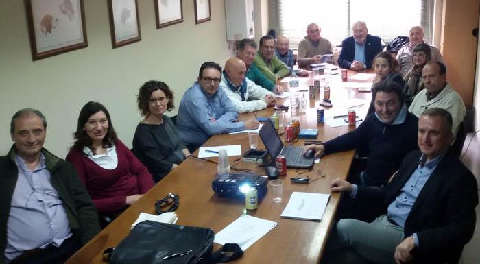 MUTUASPORT comienza las jornadas de formación para las federaciones de caza de Cataluña, Andalucía, Extremadura y Castilla y León