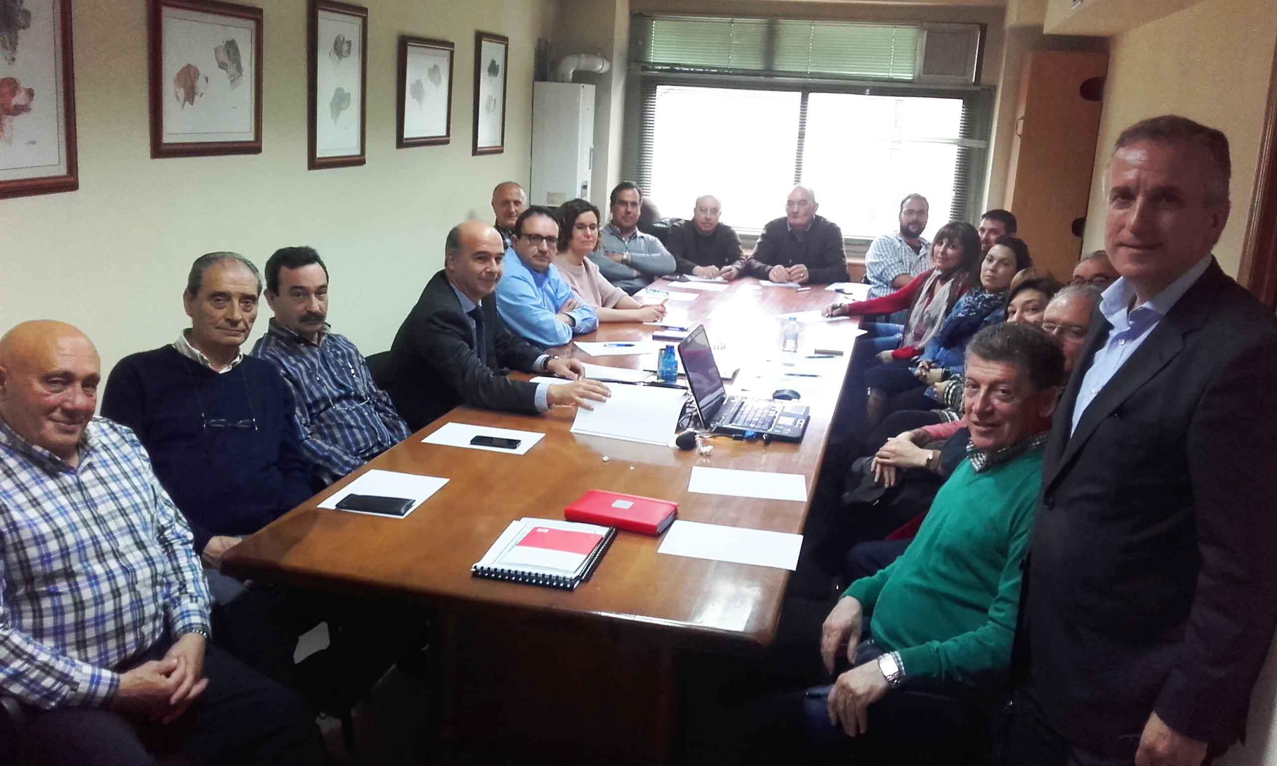 MUTUASPORT comienza las jornadas de formación para las Federaciones de Caza en Castilla y León