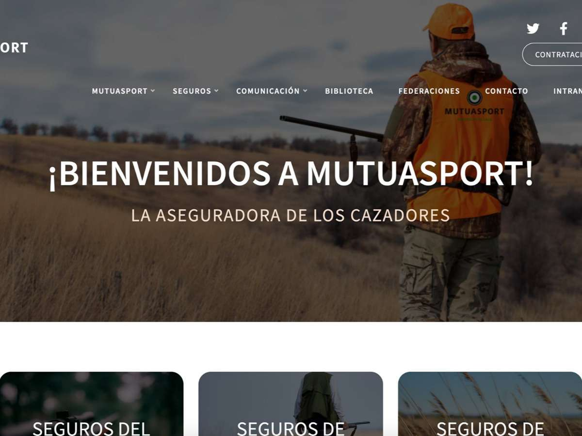 MUTUASPORT estrena nueva web en su 50 aniversario