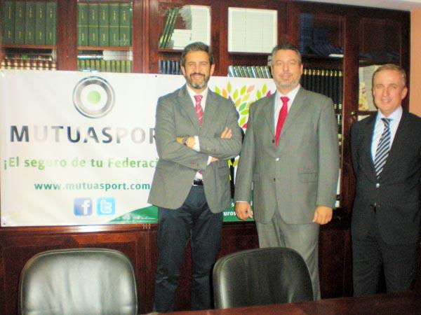 Mutuasport firma un acuerdo de colaboración con Línea Directa Asistencia para los reconocimientos médicos de sus mutualistas
