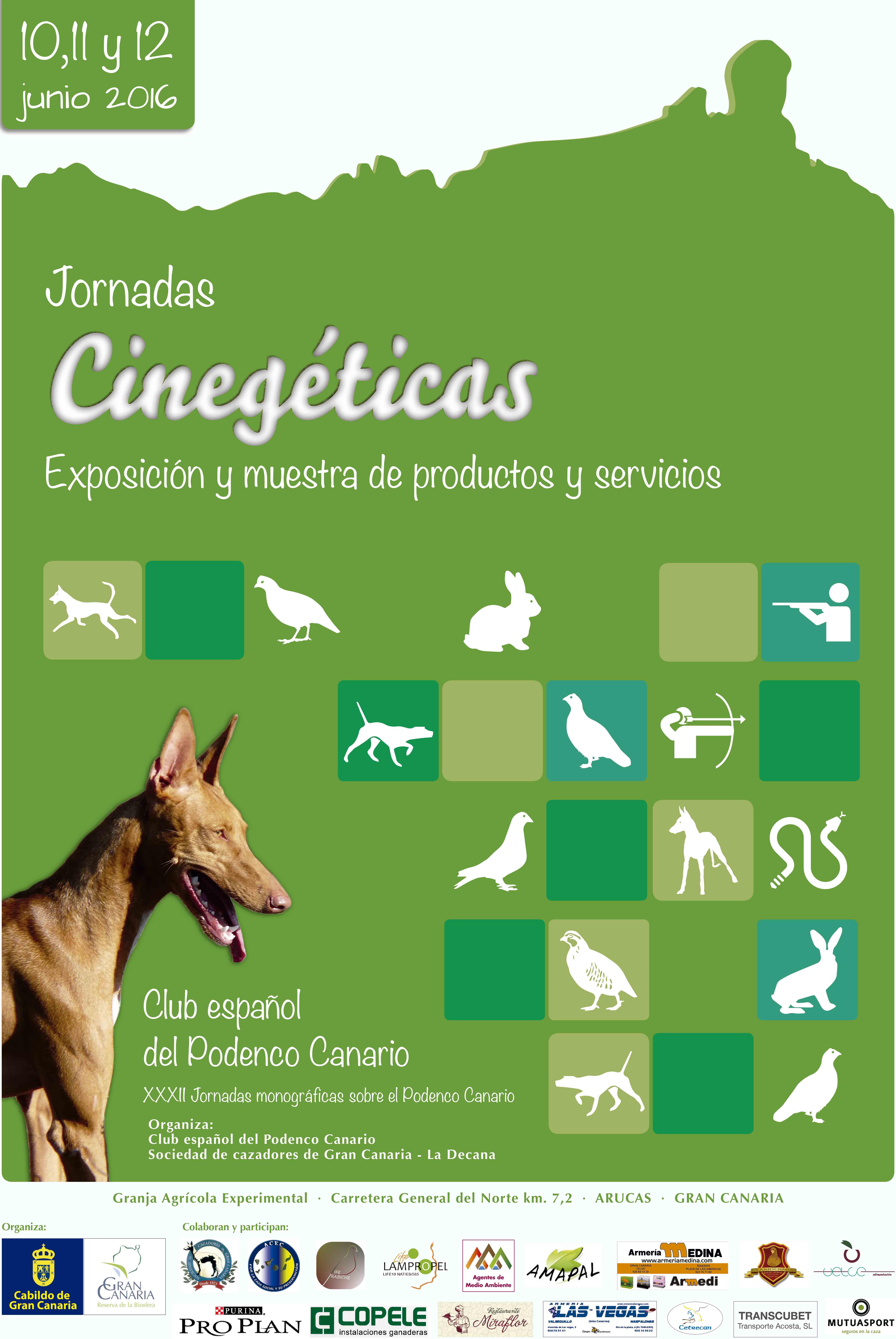 Mutuasport participa en la XXXII Monográfica del Podenco Canario