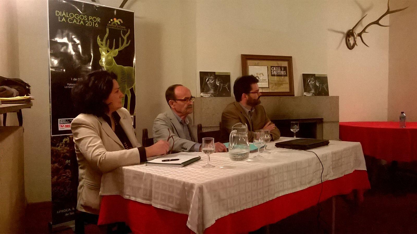 Mutuasport participa en los Diálogos por la Caza 2016