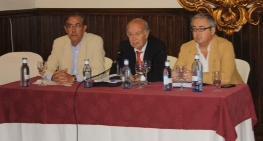 Mutuasport patrocina la conferencia sobre el efecto de los seguros en monterías y ojeos, celebrada el pasado 10 de octubre en el Círculo de la Amistad de Córdoba