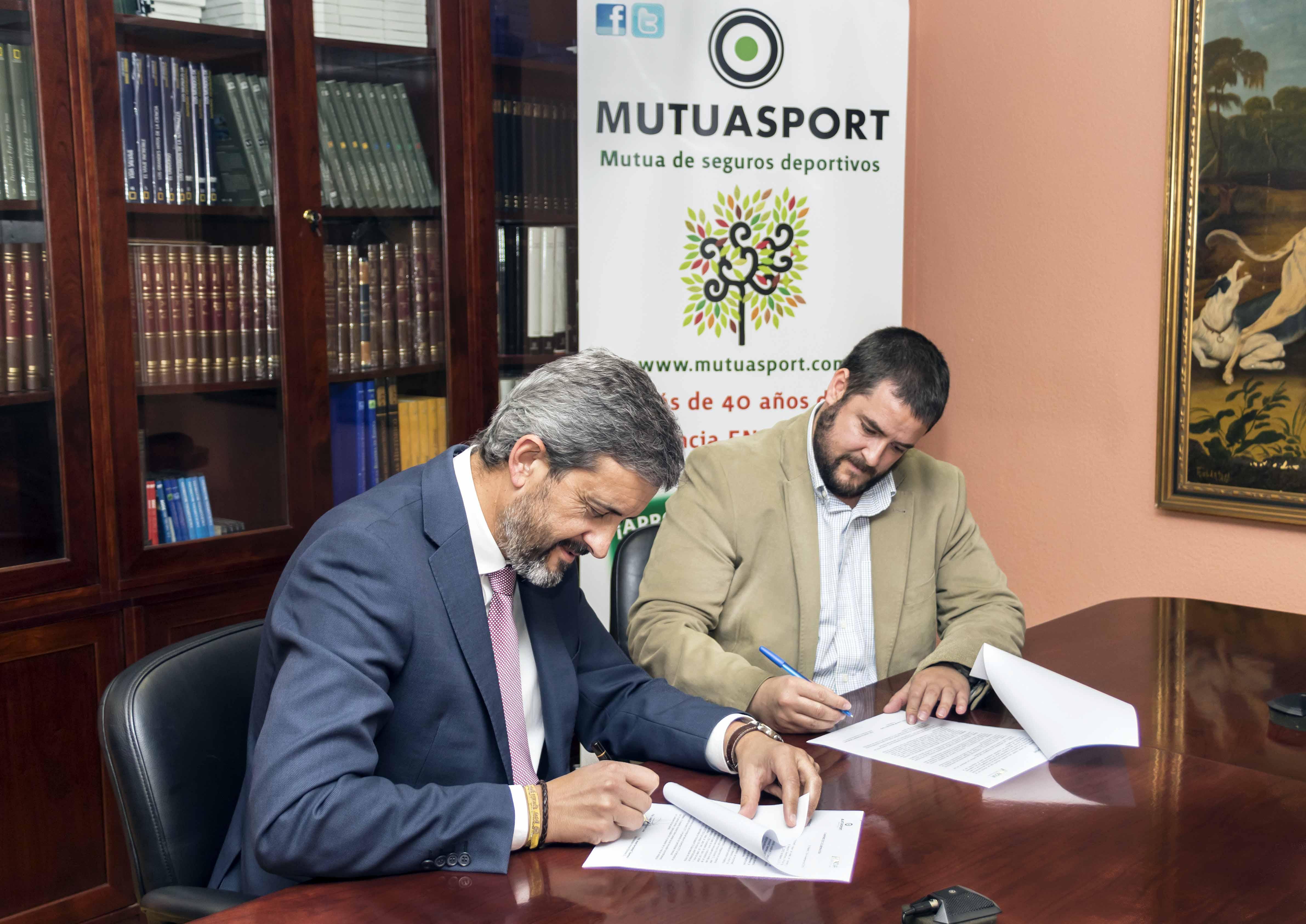 Mutuasport y Jara y Sedal firman un acuerdo de colaboración