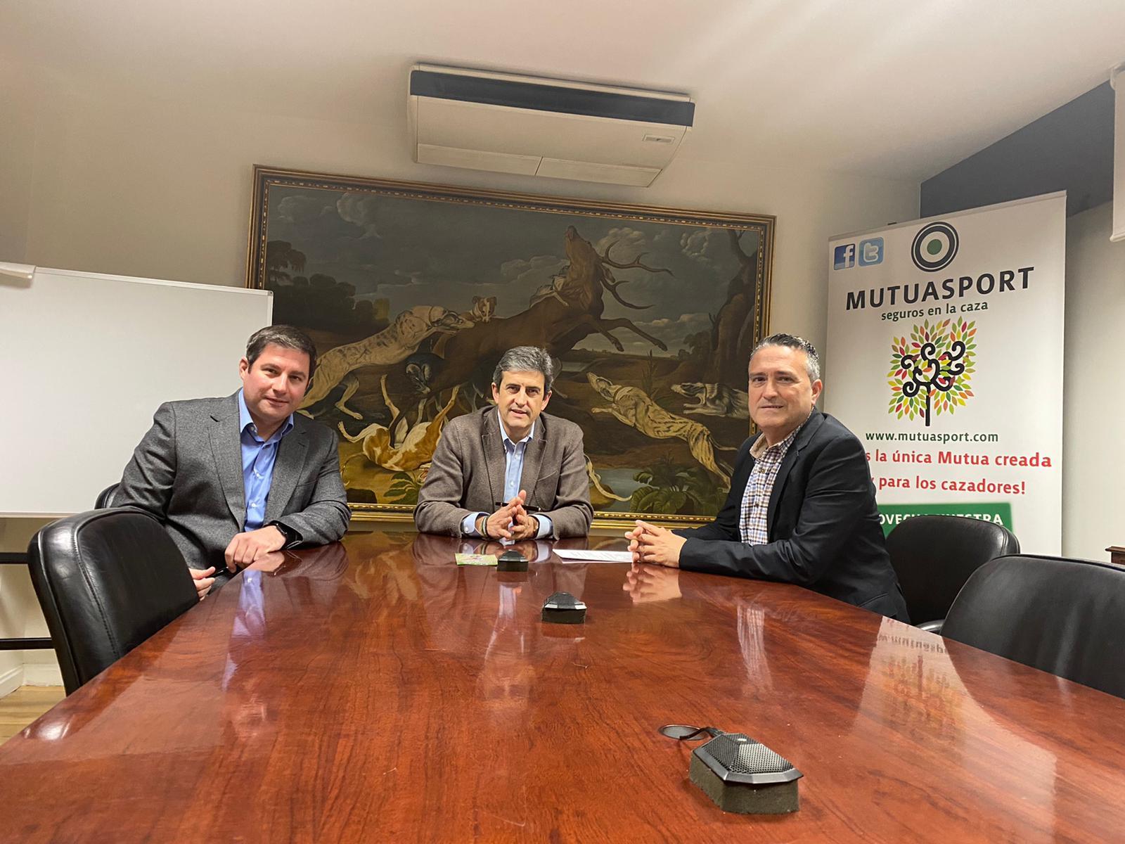 Mutuasport y la Federación de la Comunidad Valenciana se reúnen para afrontar los nuevos cambios.