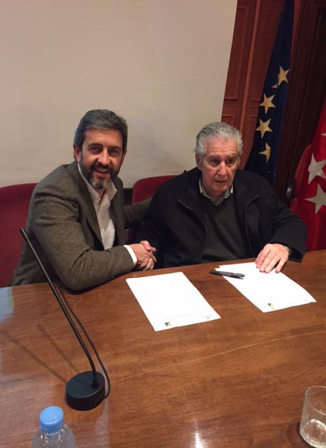 Mutuasport y la Oficina Nacional de la Caza firman un acuerdo de colaboración