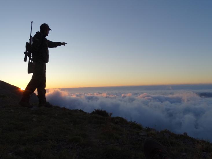 Seguridad en la caza de Montaña