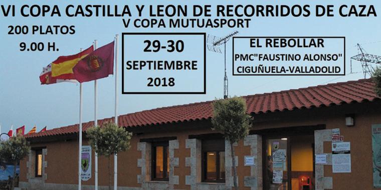 VI Copa Castilla y León Recorridos de Caza
